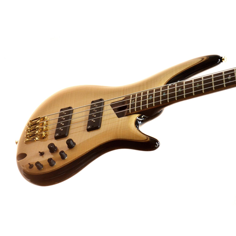ibanez soundgear sr1400e sr premium 4 string bass natural the guitar hangar. Black Bedroom Furniture Sets. Home Design Ideas