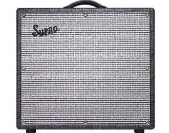 Supro 1696RT Black Magick 1×12 25w Guitar Combo Amp