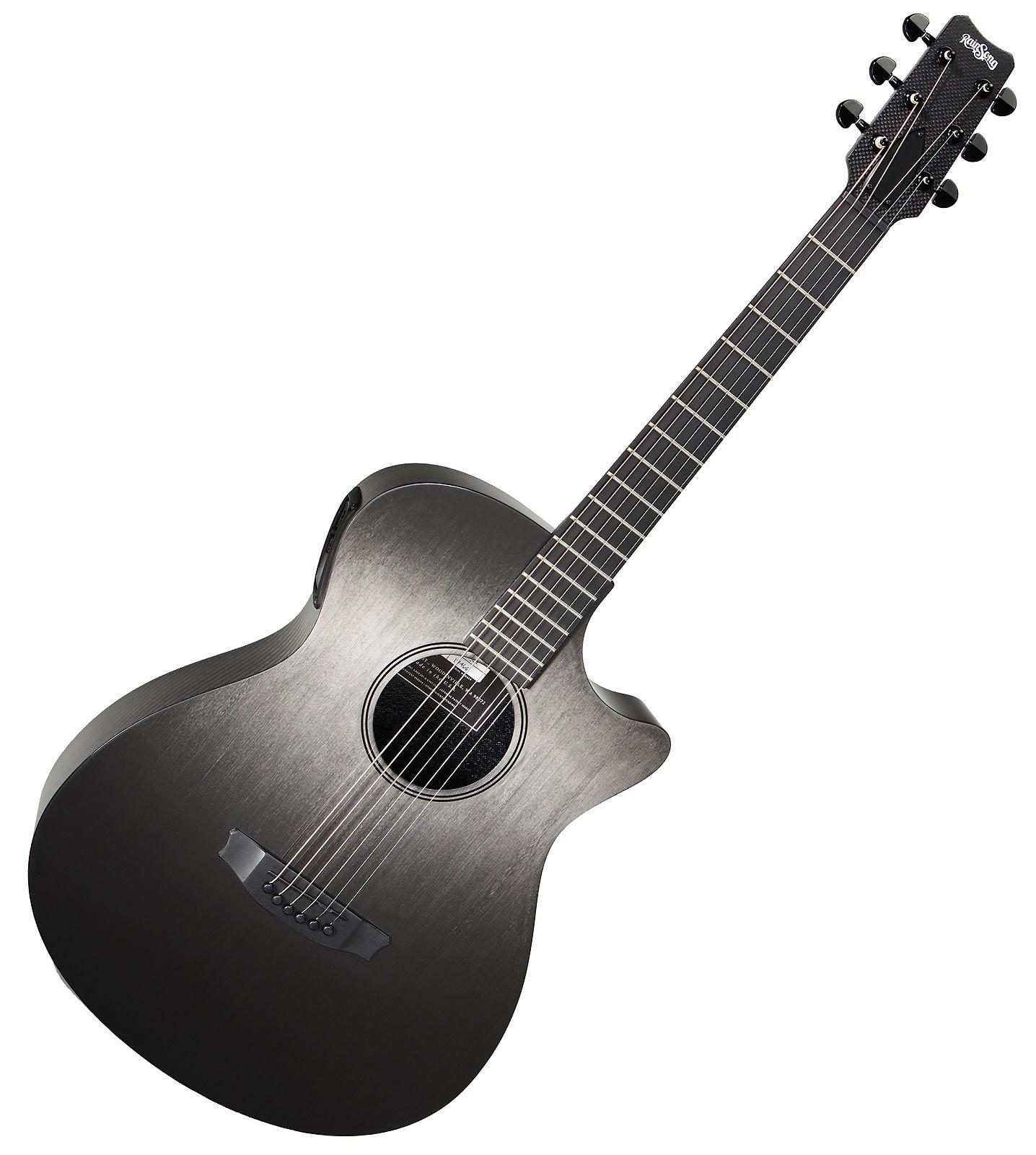 rainsong concert hybrid ch om1000ns acoustic electric guitar case the guitar hangar. Black Bedroom Furniture Sets. Home Design Ideas